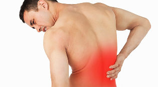 causes of pain in the back and ribs