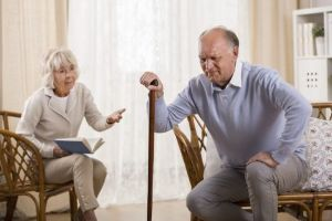 Older people are at risk for joint disease