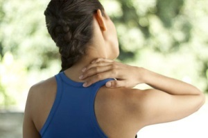 How to get rid of neck pain